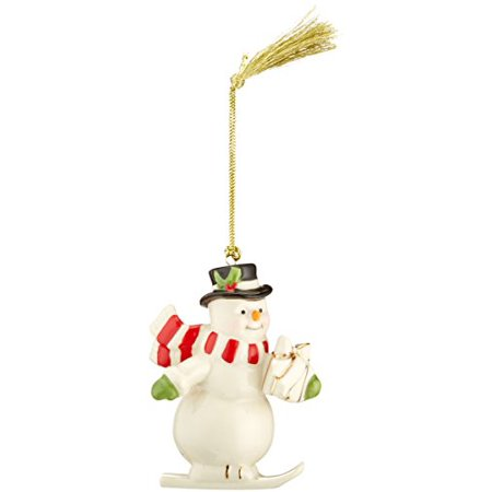 Lenox Halloween Tree Ornaments (Lenox Downhill Snowman)