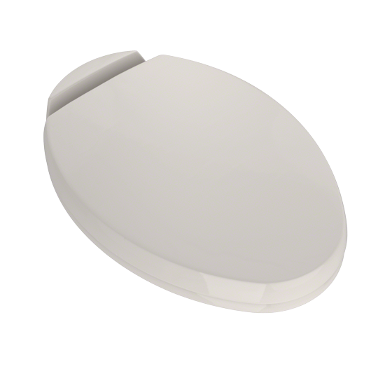 TOTO® Oval SoftClose® Non Slamming, Slow Close Elongated Toilet Seat and  Lid, Cotton White - SS204#01