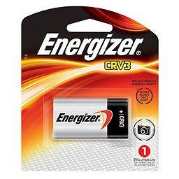 Energizer Lithium CRV3 Digital Camera Battery ()