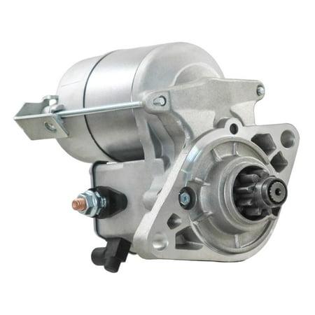 STARTER MOTOR FITS 94 95 96 97 98 99 00 01 ACURA INTEGRA 1.8L AUTOMATIC TRANSMISSION