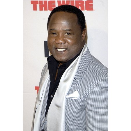 Isiah Whitlock Jr At Arrivals For The Wire Fifth And Final Season ...
