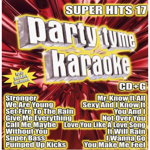Party Time Karaoke: Super Hits 17