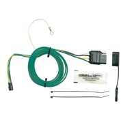 Hopkins Towing Solution 41215 Plug-In Simple; Vehicle To Trailer Wiring Connector;