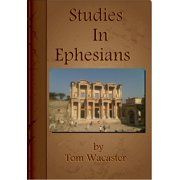 Studies In Ephesians - eBook