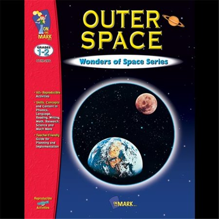 On The Mark Press Otm286 Outer Space Gr  1 2