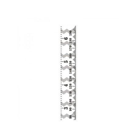Ropalia Kids Growth Chart Wall Hanging Height Measure Ruler Room