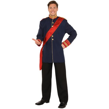 Men's Fairy Tale Charmed Royal Prince Costume - Fairy Tale Ball Costume Ideas