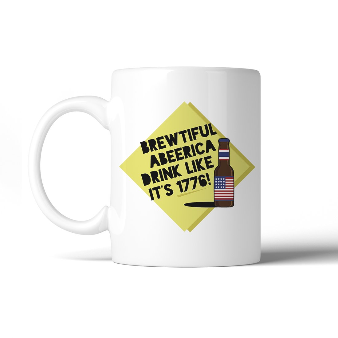 Independence Day Coffee Cup FREE Personalizing 4th of July Stainless Steel I sulated Camping Mugs