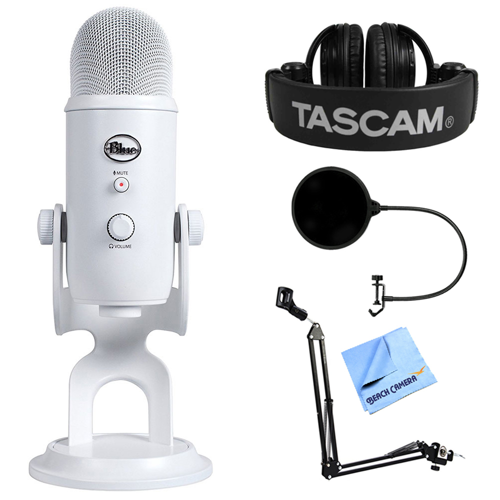 Blue Mics Yeti Ultimate USB Microphone for Professional R...