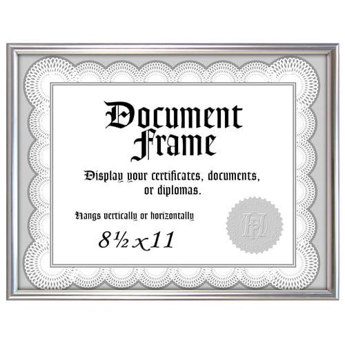 Malden Home Profiles Metro Certificate Picture Frame