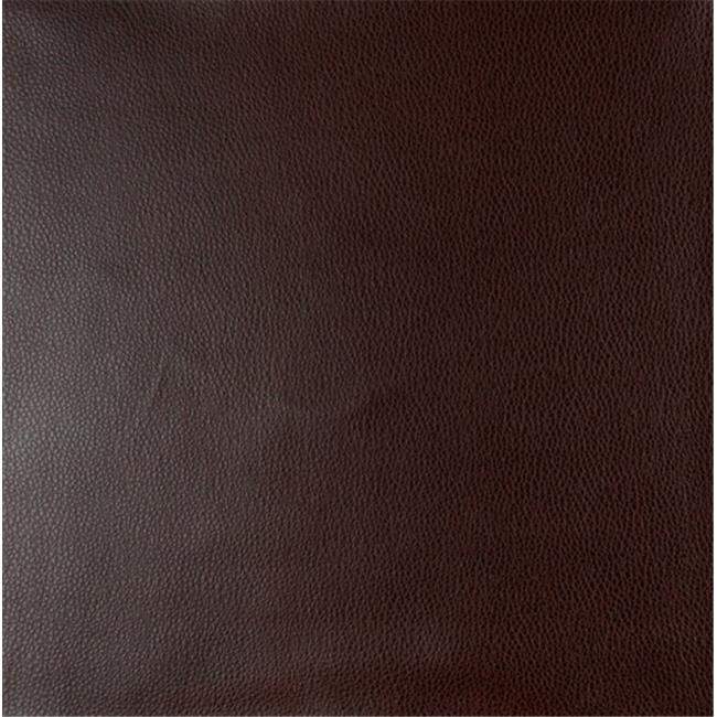 Designer Fabrics G229 54 in. Wide Brown, Leather Upholstery Polyurethane