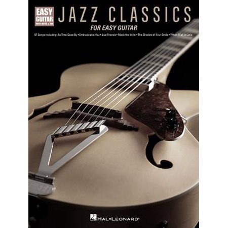 Jazz Classics for Easy Guitar