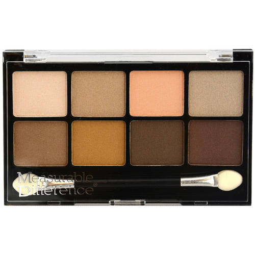 Measurable Difference Naked Eye Shadow Palette, .22 oz