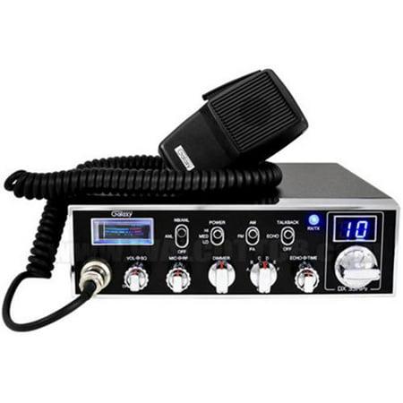 Galaxy DX33HP2 50 Watts 10 Meter Radio with Talk Back & Echo by
