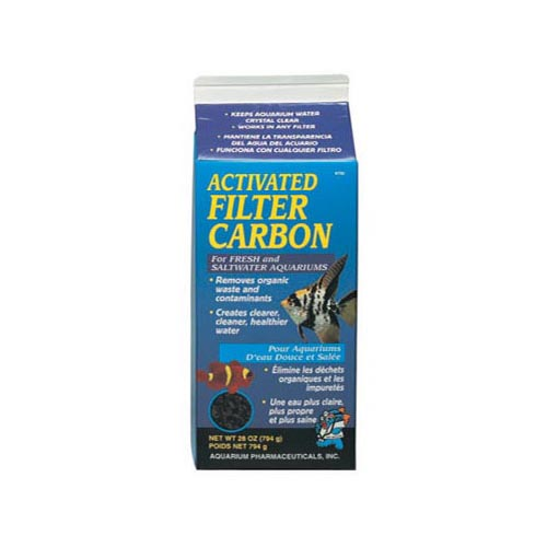 Image of Activa Activated Filter Carbon Fish Organic Waste Removal, .5 Gal