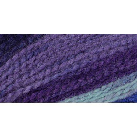 Mega Brushed Chunky Yarn, Twilight (Brushed Mohair Yarn)