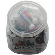 Spotlight Speck LED Light 15 Lumen Water Resistant Micro Light (48 Pack) - SPOT-9697