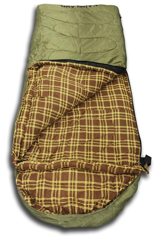 Kaufland 0 Degree Ripstop Oversized Sleeping Bag by Kaufland