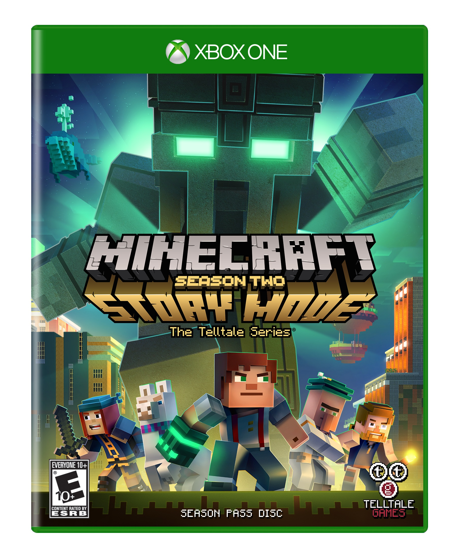 Minecraft: Story Mode Season 2 by U&I ENTERTAINMENT