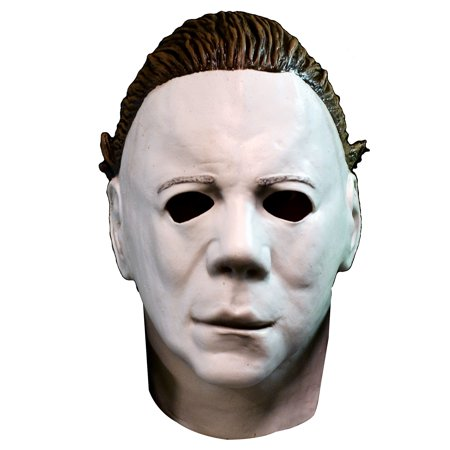Halloween 2 Economy Latex Mask Adult Halloween Accessory](Halloween 2 Economy Mask)