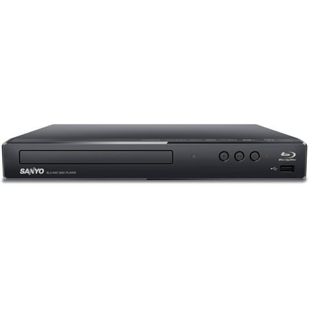 Refurbished Sanyo Rfwbp706f Blu Ray Disc   Dvd Player With Built In Wifi