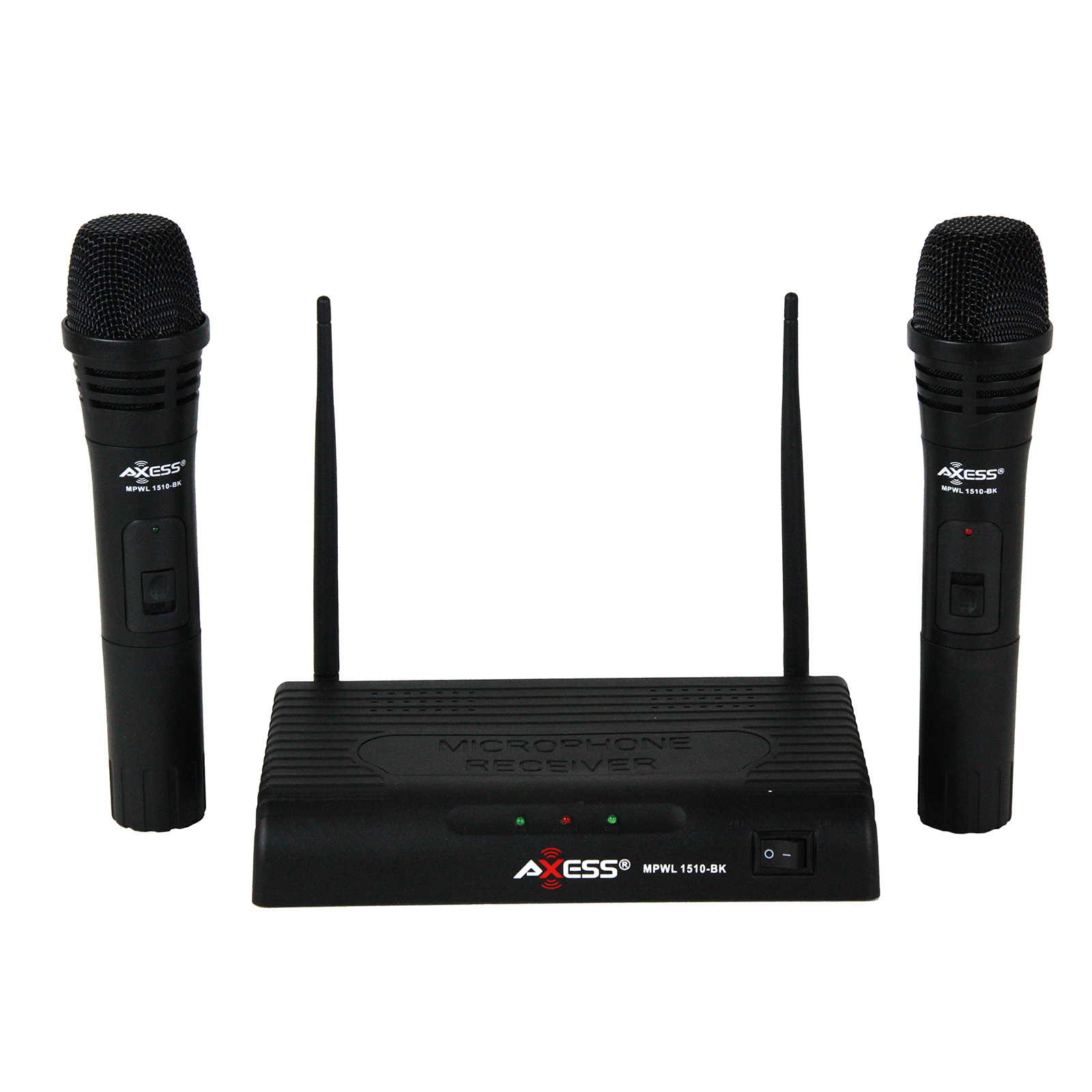 Axess VHF Channel Long Range Microphones