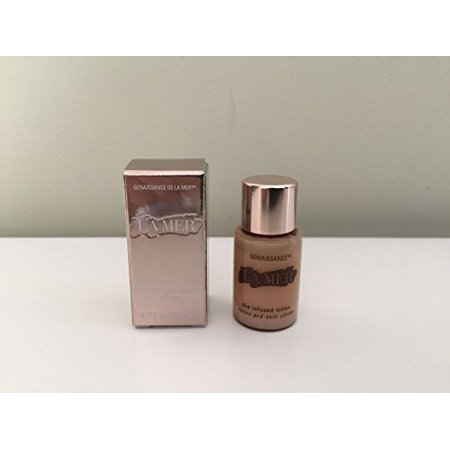 LA MER Genaissance de la Mer The Infused Lotion, Deluxe Travel Size, 0.17 oz