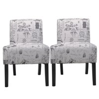 2 Pack Jaxpety Large Size Single Leisure Sofa Accent Chair