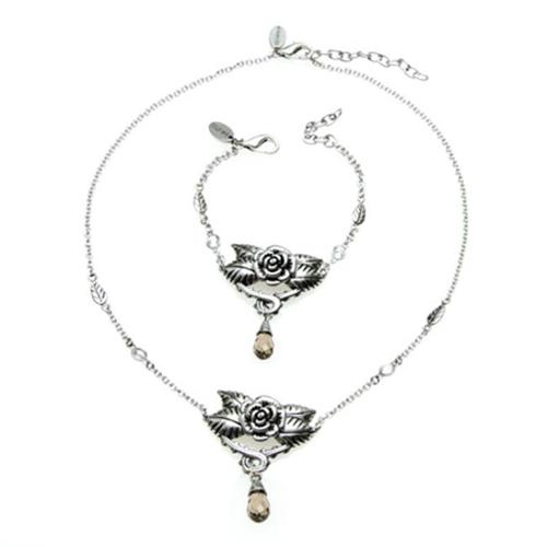 Controse SA017 Blooming Rose Jewelry Set