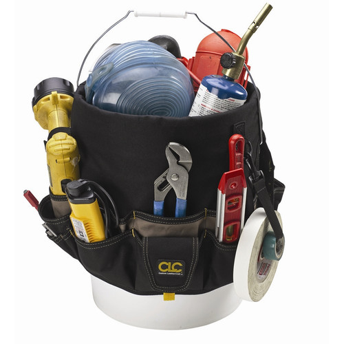 Platt CLC 48-Pocket Bucket Tool Bag
