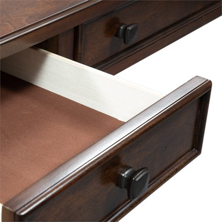 Liberty Furniture Chelsea Square Student Desk in Burnished Tobacco - image 6 of 10