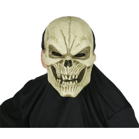 Vintage Creepy Halloween Photos (Creepy Skull Mask Adult Halloween)