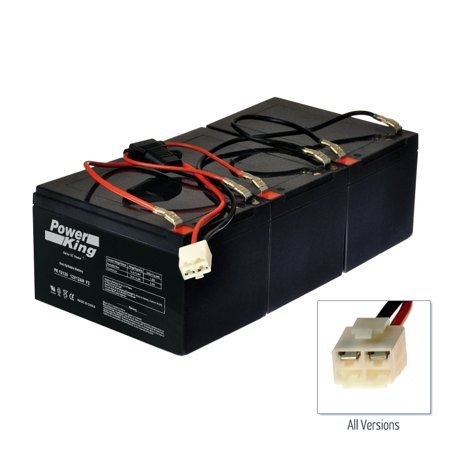 Razor MX500 W15128190003 - Batteries with Harness Versions 1-9