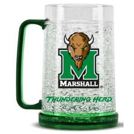 Marshall Thundering Herd Satin (Marshall Thundering Herd Mug - 16 Oz Freezer)
