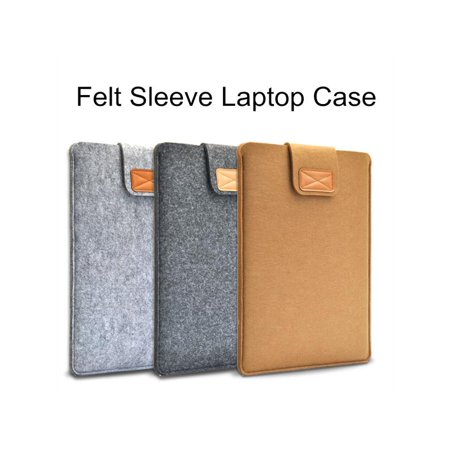 11'' Ultra-thin Felt Laptop Sleeve Soft Case Bag For MacBook Air Pro Notebook Ultrabook 01 Notebook Case