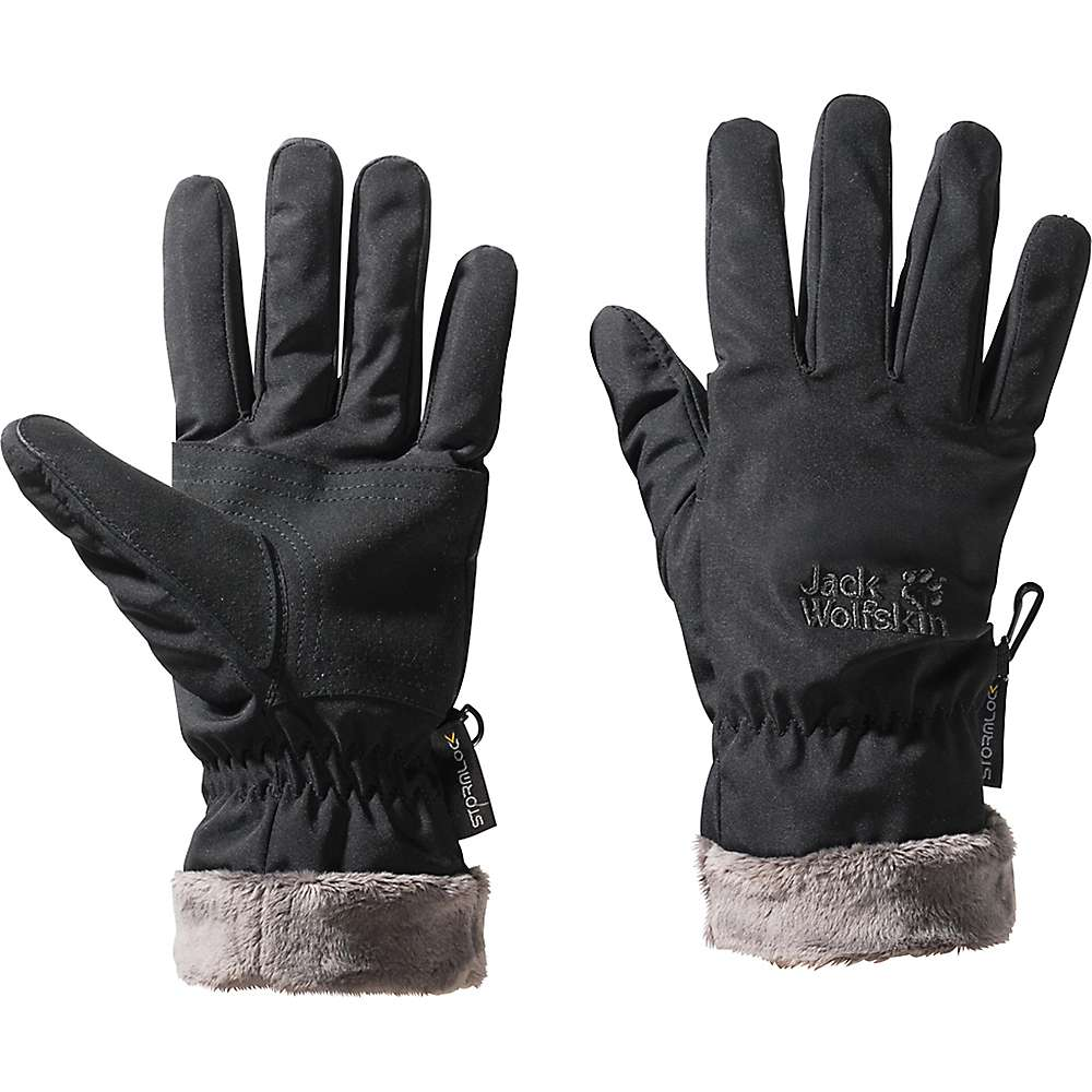 Jack Wolfskin Women's Stormlock Highloft Glove