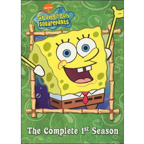 SpongeBob SquarePants: The Complete 1st Season (Full Frame, Widescreen)