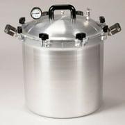 All American 1941X 41QT Heavy Cast Aluminum Non-Electric Sterilizer Autoclave