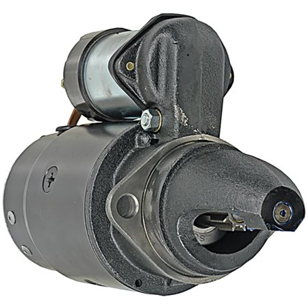 New Starter for 2.5L International Scout 61 62 63 64 65 66 67 68 69 70 71 1961-1971 104195A1, 3T8192, 87828, 12323748, 323-295, 323-627, 323-798, CW Rotation DD Starter Type 9T (Winchester Model 70 Post 64 For Sale)