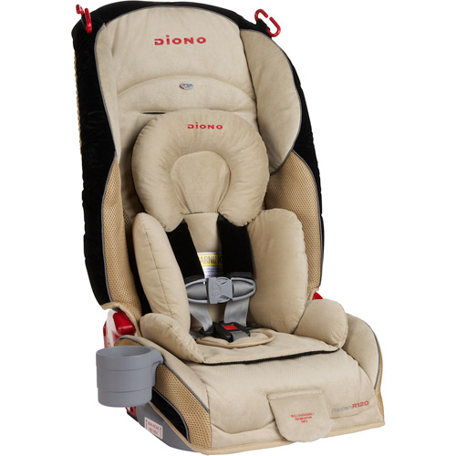 Diono - Radian R120 Convertible Car Seat, Rugby