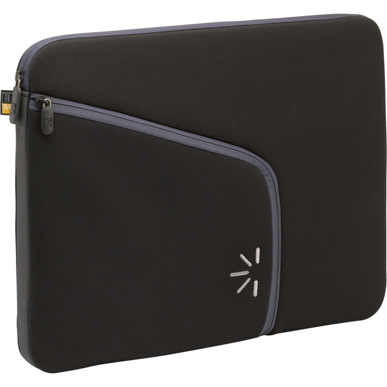 Case Logic PLS-13 Neoprene 13.3-Inch Laptop Sleeve, Black