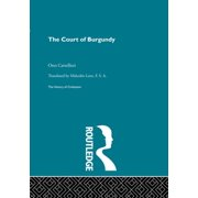 The Court of Burgundy - eBook