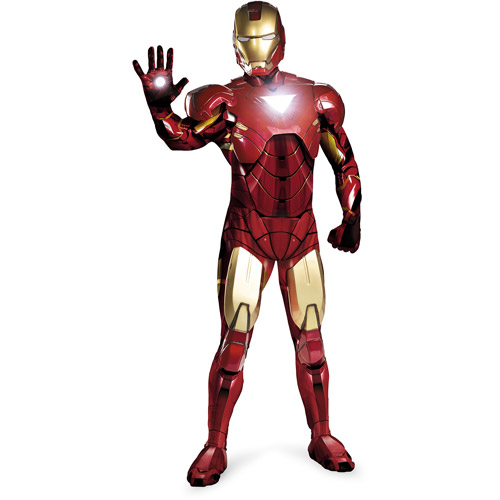 Ironman Rental Quality Adult Halloween Costume