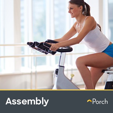 Exercise Bike Assembly by Porch Home Services (Condenser Assembly)