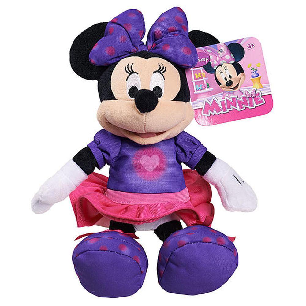 Minnie Mouse Minnie Beanbag Plush