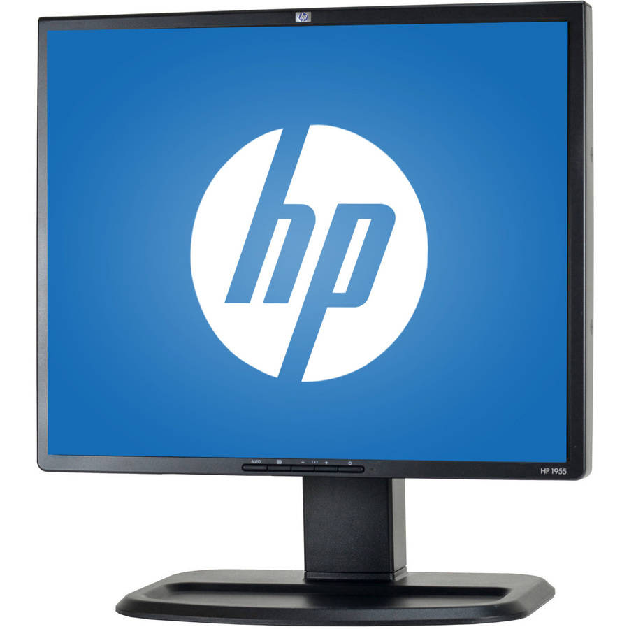 "Refurbished HP 19"" LCD Monitor (Mixed Black)"