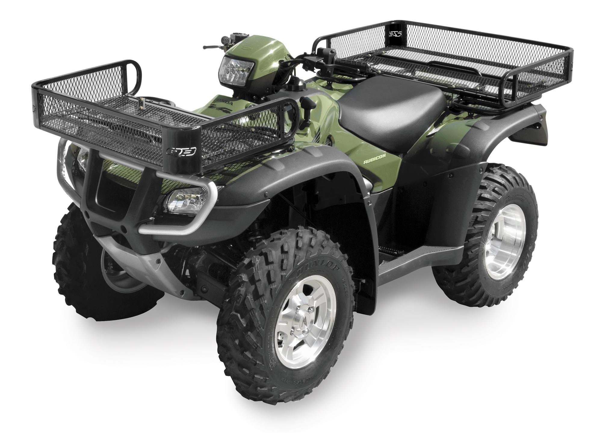 Quadboss Front Wheel Bearing Kit for Arctic Cat 500 FIS TBX 4x4 2003