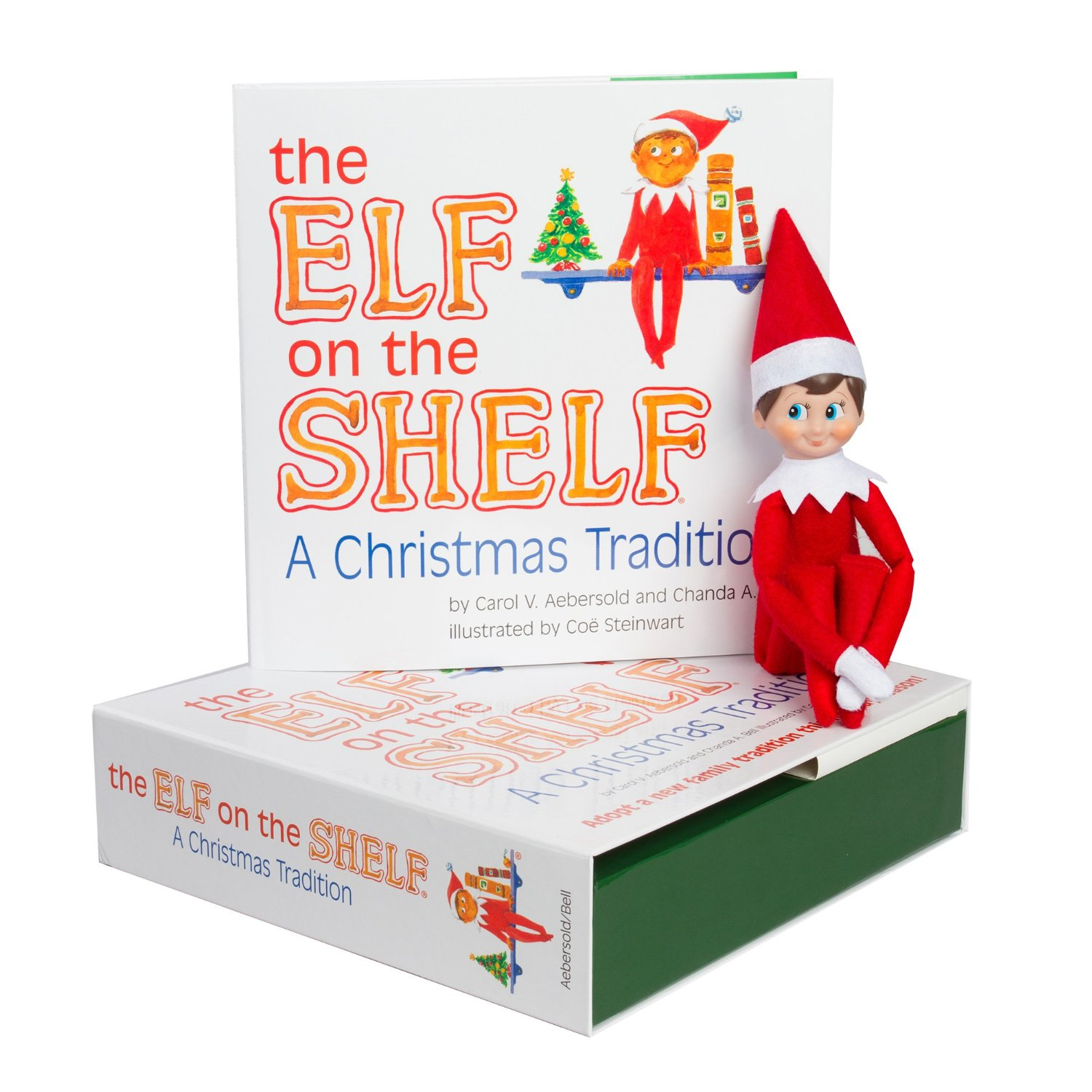 The Elf on the Shelf: A Christmas Tradition - Blue Eyed North Pole ...