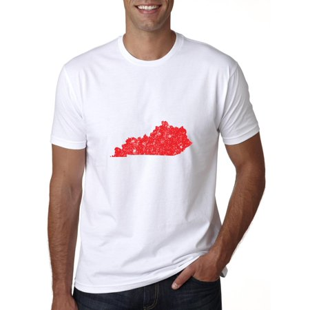 Kentucky Red Republican - Election Silhouette Men's T-Shirt ()