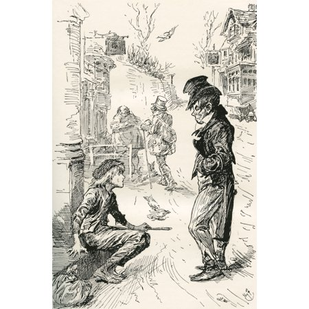 Oliver Falls in with The Artful Dodger  Hullo my covey whats the row said this strange young gentleman to Oliver  I am very hungry and tired replied Oliver the tears standing in his eyes as he (He Washed My Eyes With Tears Sheet Music)